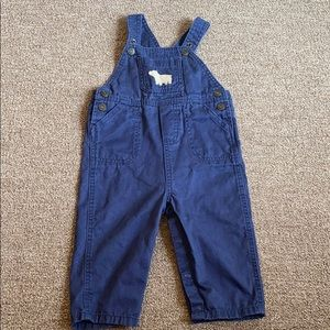 Carters overalls size 18 months